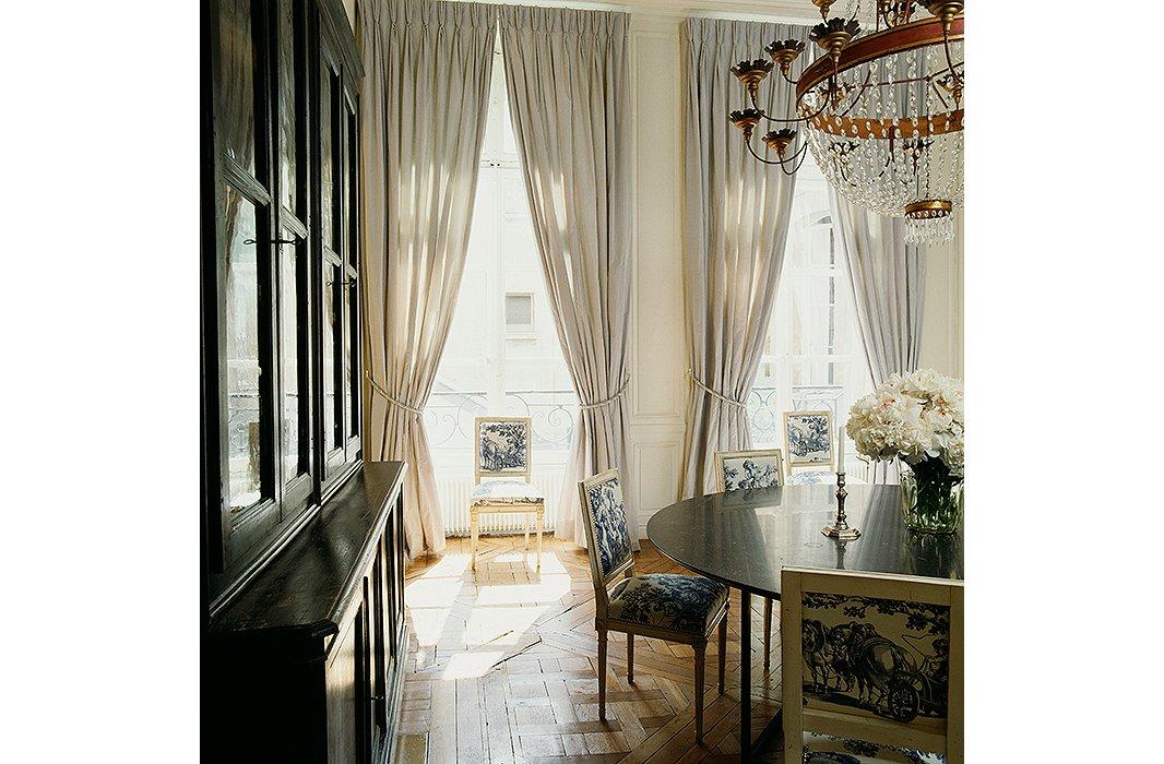 французский интерьер,  Richmond Home