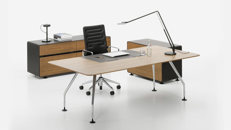 richmond ad hoc executive table richmond. Black Bedroom Furniture Sets. Home Design Ideas
